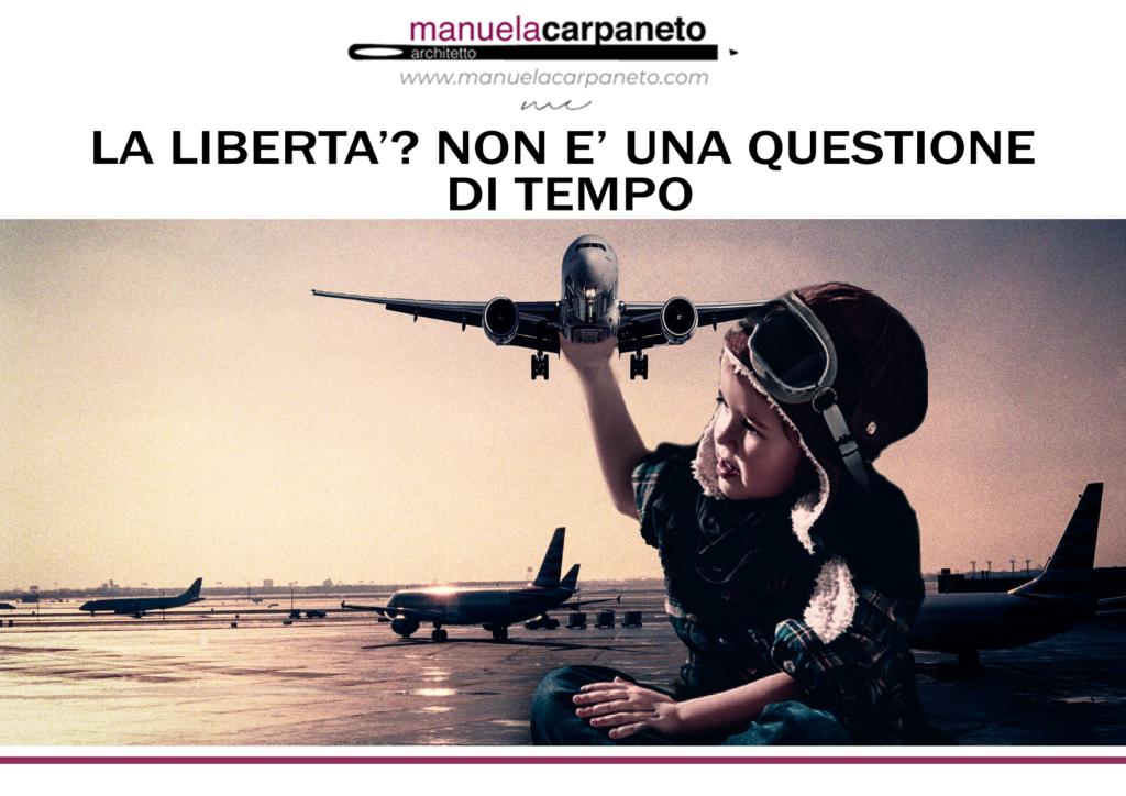 la libertà pilota